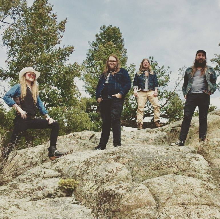 BISON MACHINE Michigan Heavy Rockers Sign To Small Stone; New Album Coming Soon