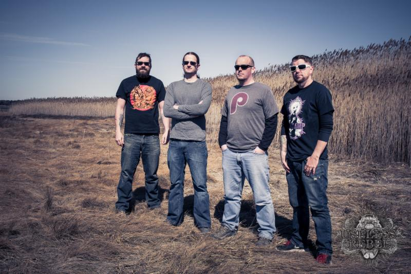 CLAMFIGHT: New Jersey Quartet To Release III LP Via Argonauta Records In January; Track Debuted At Doomed And Stoned + Preorders Posted