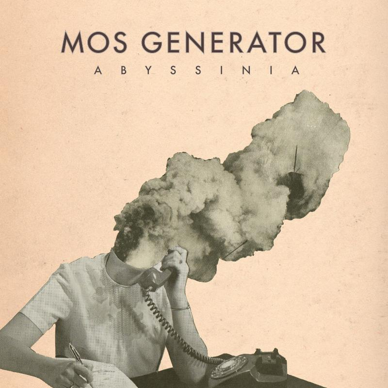 MOS GENERATOR's Abyssinia Full-Length Out Now And Streaming Via Listenable Records