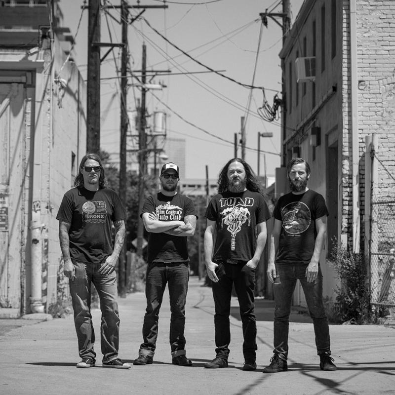 KHEMMIS: Denver Doom Outfit To Perform Chicago And New York Shows In Support Of Hunted LP This Week