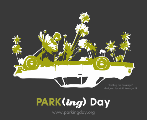 parking day poster