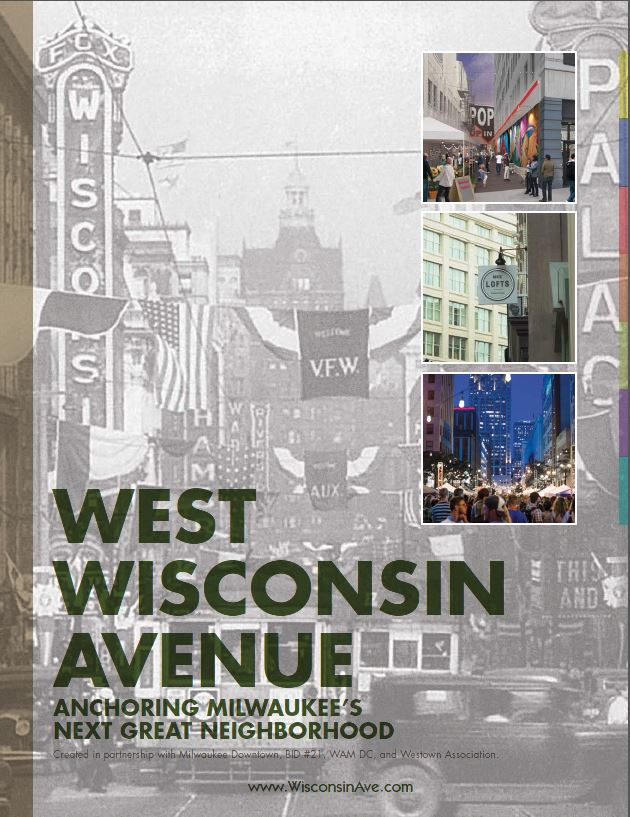cover of the West Wisconsin Avenue investment guide