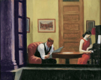 Room with a view by Edward Hopper