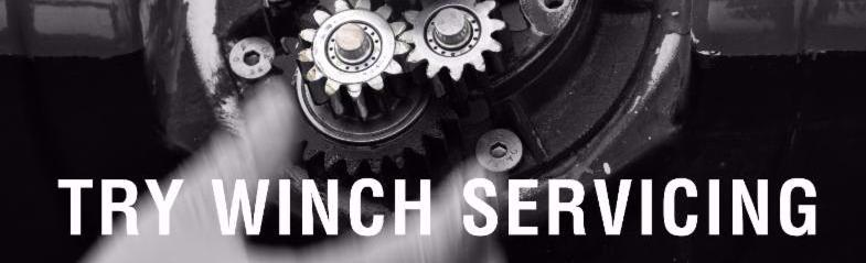 Try Winch Servicing