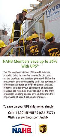 UPS discount