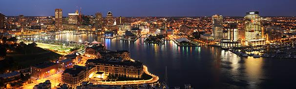 Baltimore Skyline