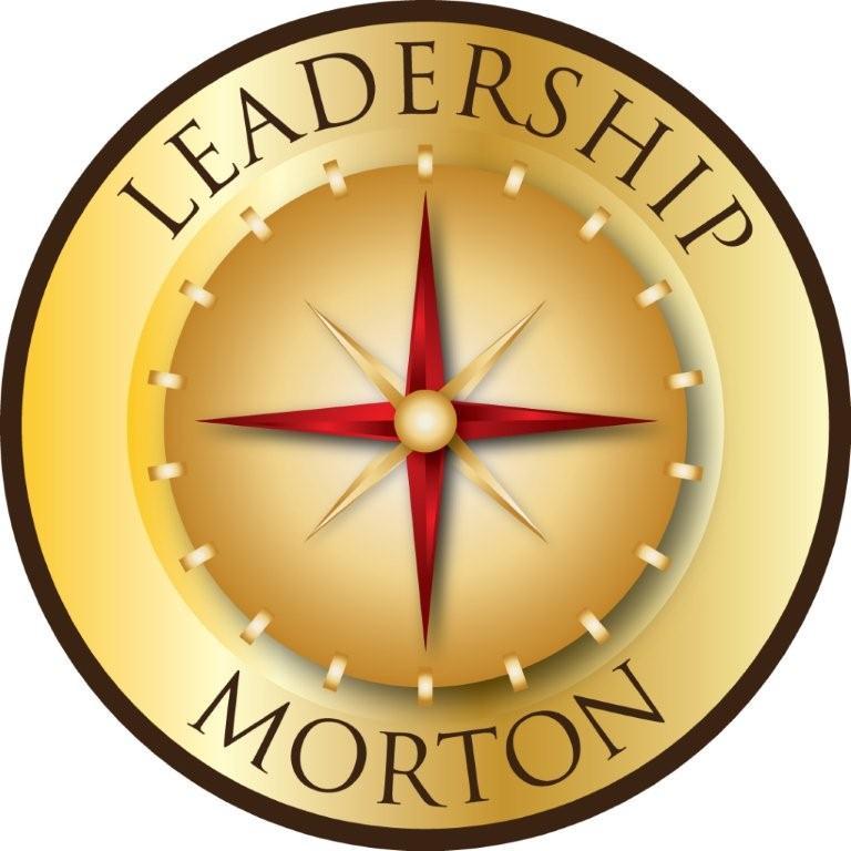 Leadership Morton Logo