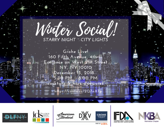 thursday starry night design associations holiday party