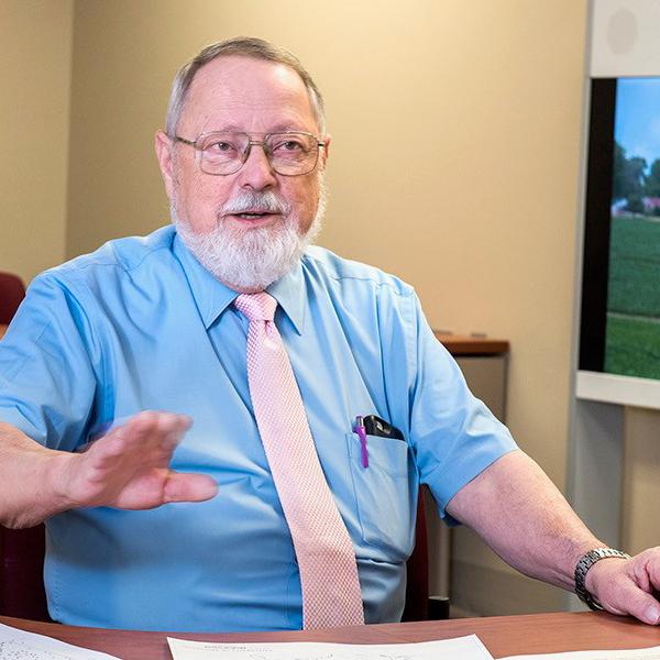 Jim Boulger, PhD