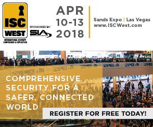 ISC-West 2018 Invitation