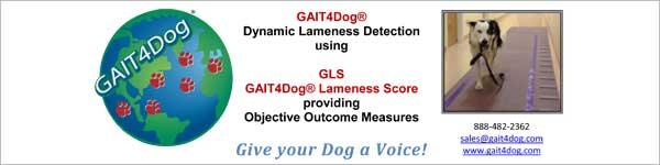 Gait4Dog banner ad