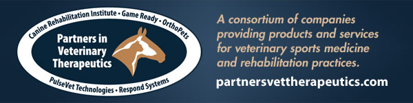 Partners in Veterinary Therapeutics ad