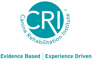 Canine Rehabilitation Institute logo