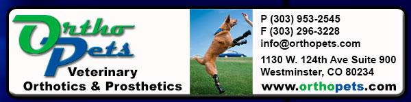 OrthoPets banner ad