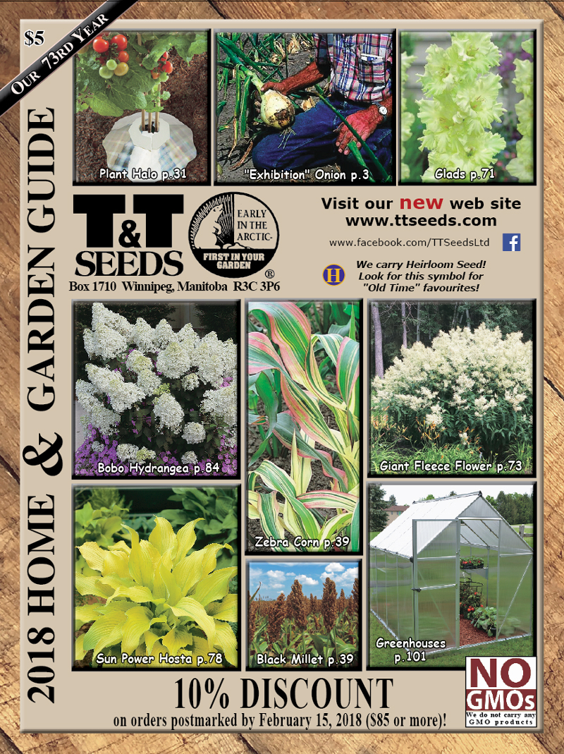 2018 Ordering Guide Is Out Get What You Really Wanted From Tt Seeds