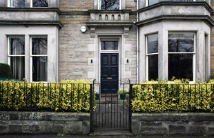 Edinburgh home exchange