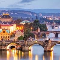 Home swap in Prague