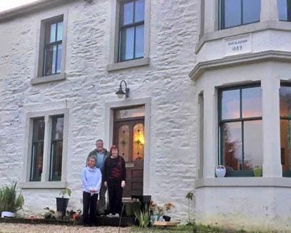John & Mary's Scottish home swap