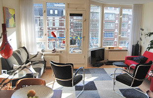 Central Amsterdam home swap