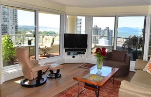 Vancouver city home swap