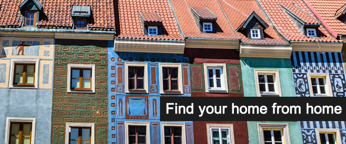 Find your home from home