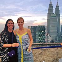 Kuala Lumpur home swap