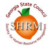 SHRM GA State Council Logo