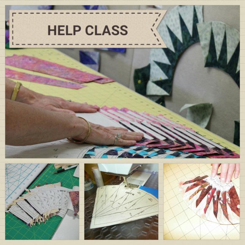 Judy Niemeyer Help Class