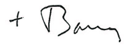 Bishop's Signature