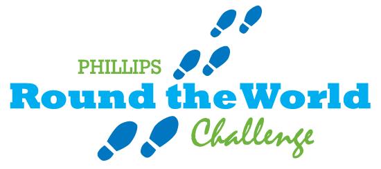 Phillips Wellness 50+ Round the World Challenge