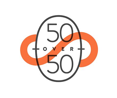 50 over 50 list