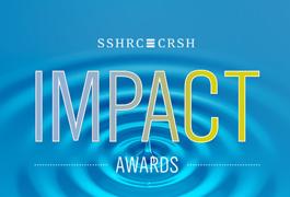 SSHRC Impact awards logo