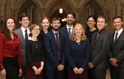 Parliamentary interns 2016