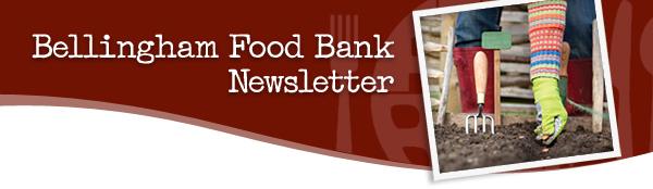 Bellingham Food Bank Newsletter