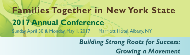 FTNYS 2017 Annual Conference Banner