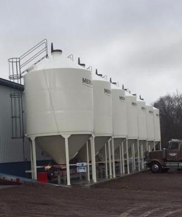 seed treatment bins