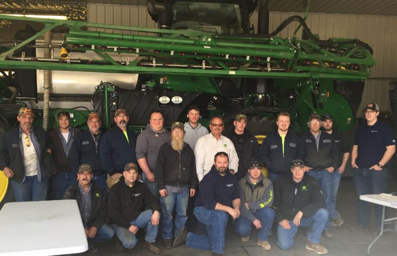 Federated applicator team