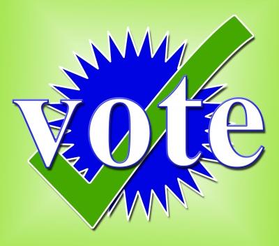 vote check mark