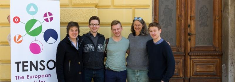 conductors and coaches TPM Ljubljana (Tonci missing