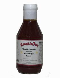 SmokinTex BBQ Sauce