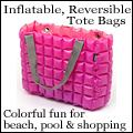 Inflatable Totes