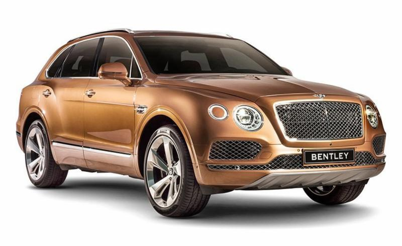 Click here for more info about the 2017 Bentley Bentayga