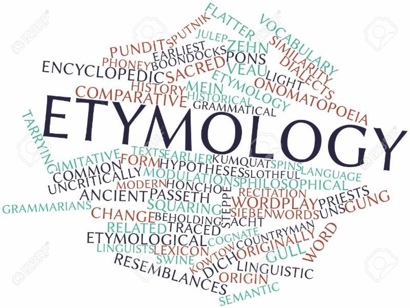 Etymology   Hebrew Nuggets