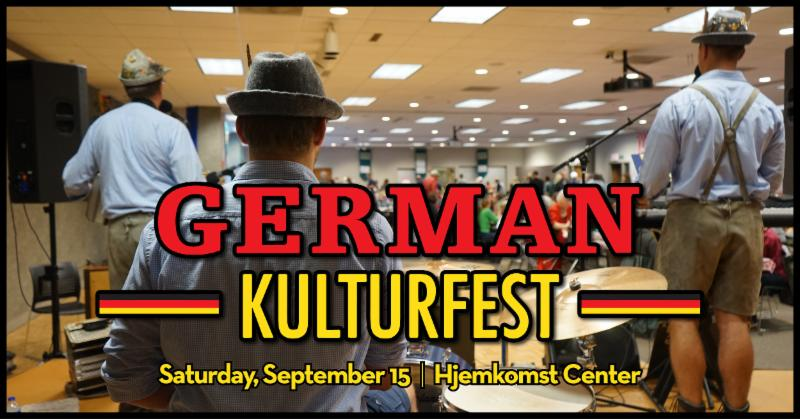 Image_ an event banner for German Kulturfest_ coming Saturday_ September 15. Details below.