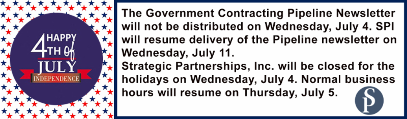 Government Contracting Pipeline
