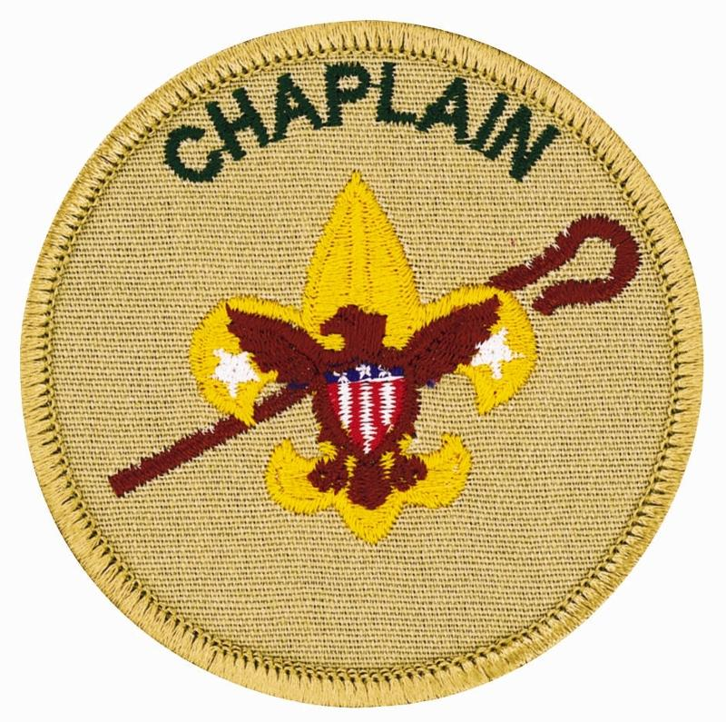 Chaplain Patch