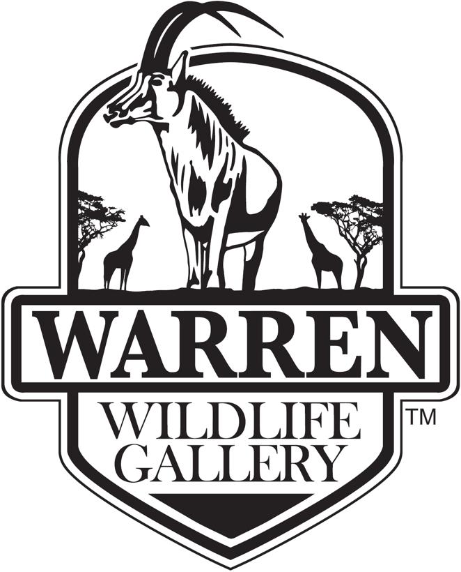Warren Wildlife Gallery Logo