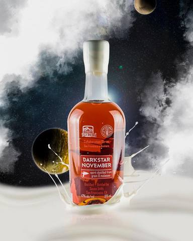 Seven Stills Dark Star whiskey