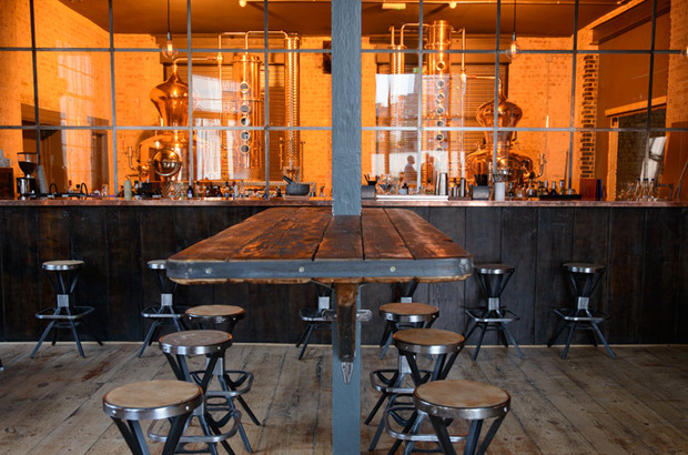 East London Distillery Workshop
