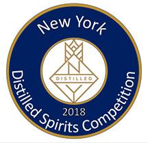NY Distilled logo
